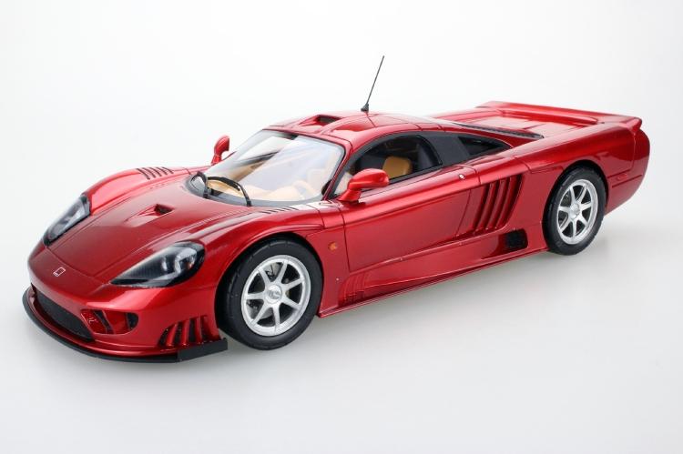 【予約】9月以降発売予定Saleenサリーン S7 Twin Turbo Lizstick red /TOPMARQUES 1/18 レジンミニカー
