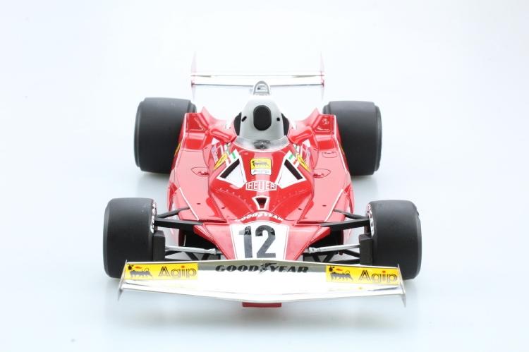 【予約】5月以降発売予定312 T2 1977 Carlos Reutemann /GP Replicas 1/18 ミニカー