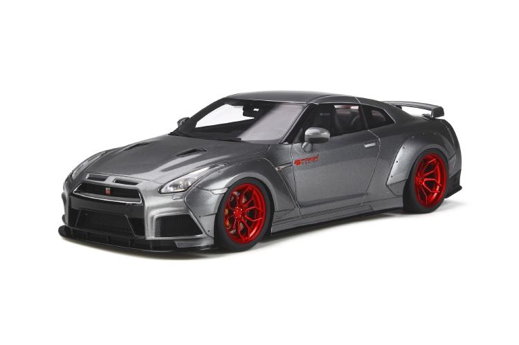 【予約】7月以降発売予定NISSAN日産 GT-R COUPE 2009 /GTスピリット1/18 ミニカー