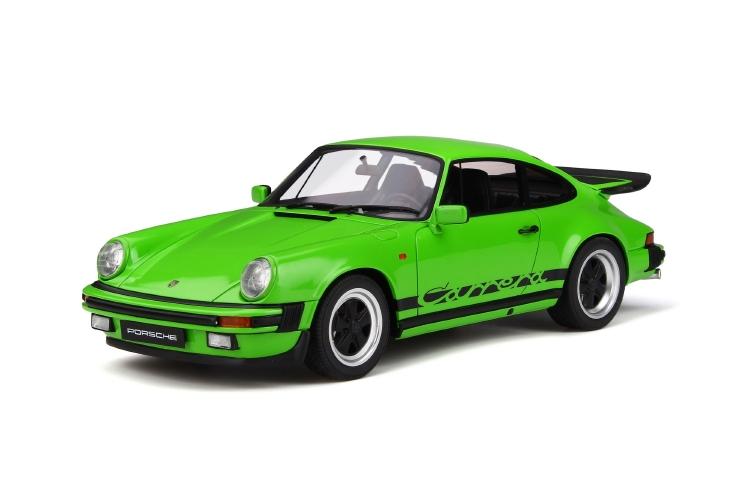 【予約】7月以降発売予定PORSCHEポルシェ 911 3.2 CARRERA 1974 /GTスピリット1/18 ミニカー