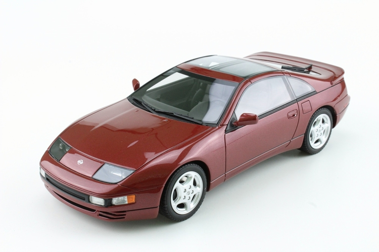 NISSAN日産 300 ZX 1993 Cherry red pearl /Ls Collectibles 1/18 ミニカー