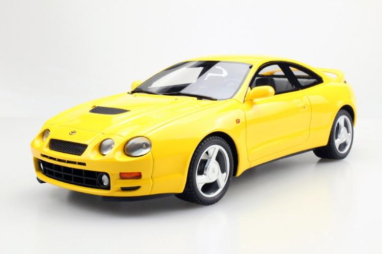 【予約】12月以降発売予定Toyota Celicaトヨタセリカ ST 205 yellow /LS-Collectibles 1/18 レジン ミニカー