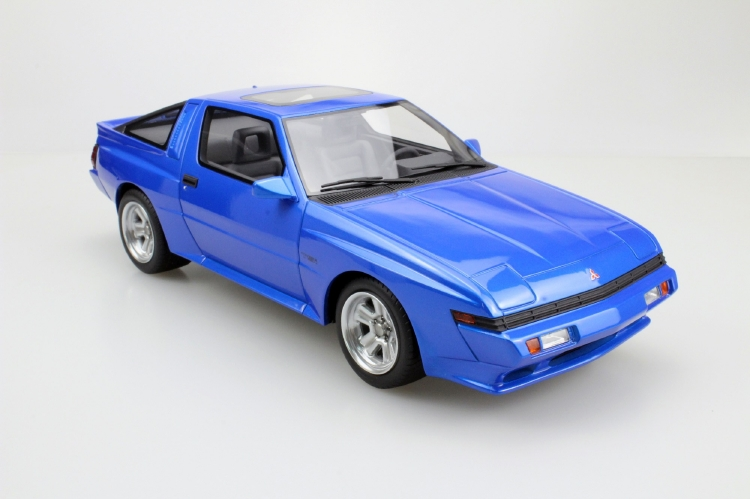 MITSUBISHI三菱 - STARION 2.0 TURBO EX 1988 Blue /LsCollectibles 1/18 ミニカー