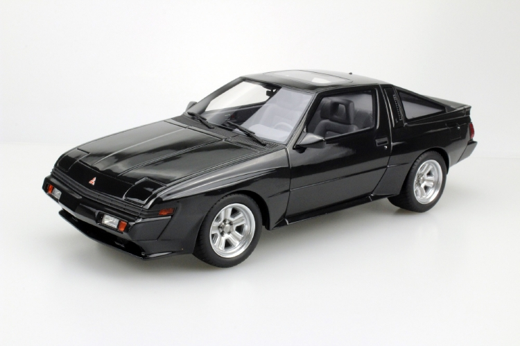 MITSUBISHI三菱 - STARION 2.0 TURBO EX 1988 BLK /LsCollectibles 1/18 ミニカー