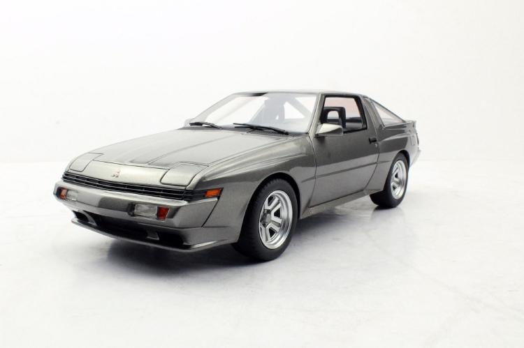 【予約】6月以降発売予定Mitsubishi Starion三菱スタリオン dark silver /LS Collectibles 1/18 レジンミニカー