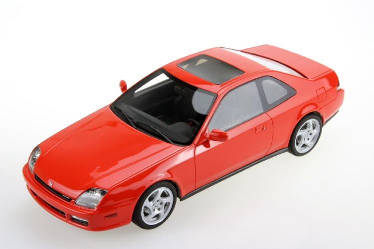 【予約】12月以降発売予定Honda Preludeホンダプレリュード 1997-2001 red /LS-Collectibles 1/18 レジン ミニカー