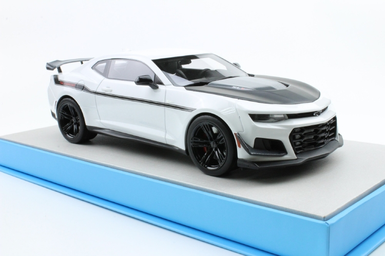 ZL1 1LE Camaroカマロ Hennessey Exorcist /LS-Collectibles 1/18 レジン ミニカー