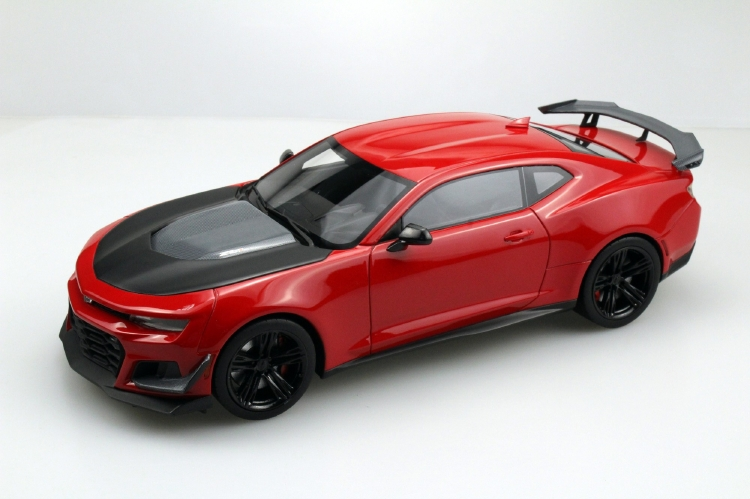 ZL1 1LE Camaroカマロ Hennessey HPE850 /LS-Collectibles 1/18 レジン ミニカー