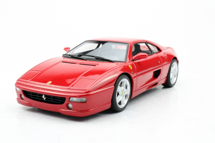 【予約】9月以降発売予定Ferrariフェラーリ F355 Berlinetta red /Top Marques 1/18 ミニカー