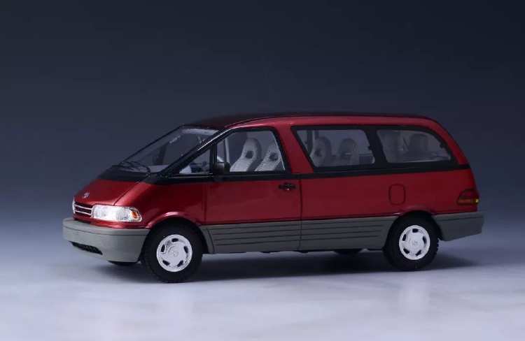 魅力的な価格 【予約】11月以降発売予定TOYOTA PREVIA 1/43 PREVIA 1994/GLM 1/GLM/43 ミニカー, 洗車用品のプレステージ:29c72ae4 --- zhungdratshang.org