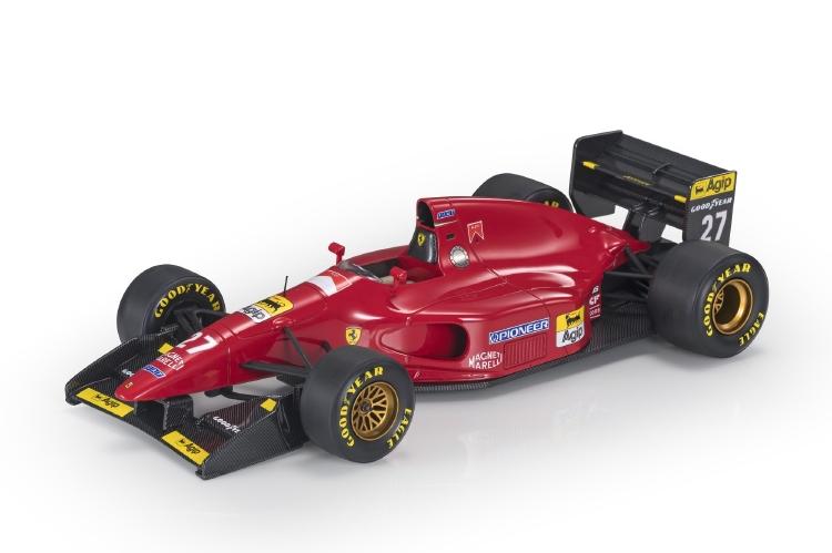 【予約】12月以降発売予定FERRARIフェラーリ F1 412T1 N 27 1994 JEAN ALESI /GP Replicas 1/18 ミニカー