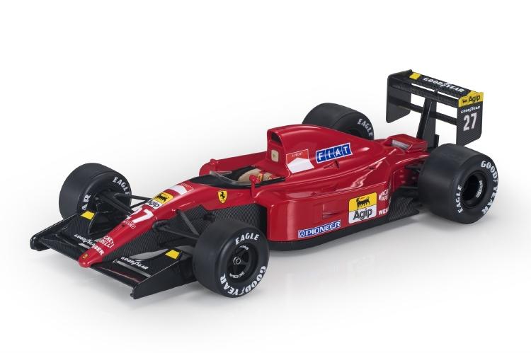 【予約】11月以降発売予定FERRARIフェラーリ F1 643 F1-91 N 27 SEASON 1991 A.PROST /GP Replicas 1/18 ミニカー