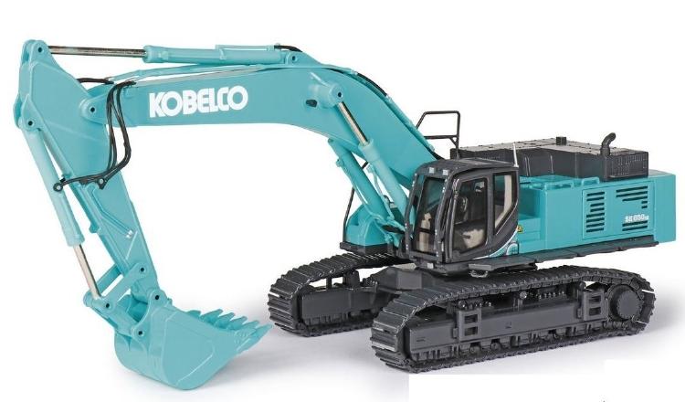 【予約】6月以降発売予定KOBELCOコベルコ SK850 LC Raupenbagger Hydraulic excavatorショベル 建設機械模型 工事車両 Conrad 1/50 ミニチュア
