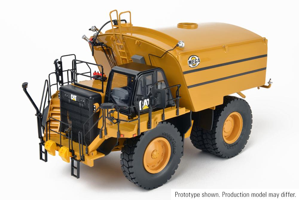 【予約】2017年発売予定Cat Water Truck with MEGA MTT20 Attachment ダンプトラック /CCM 建設機械模型 工事車両 1/48 ミニチュア