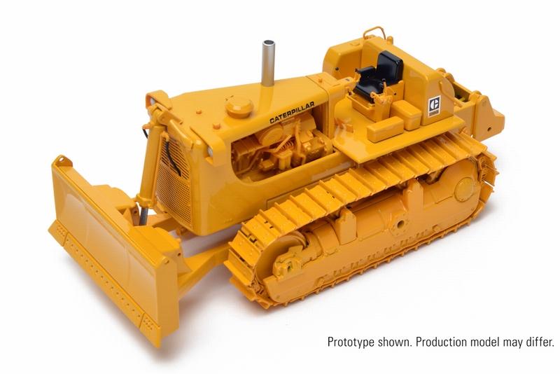 Cat D9G Push Dozer with 9C Cushion Bladeブルドーザー 建設機械模型 工事車両CCM 1 48 ミニチュア プライバシーポリシー 季節のご挨拶 キャンセル・変更について