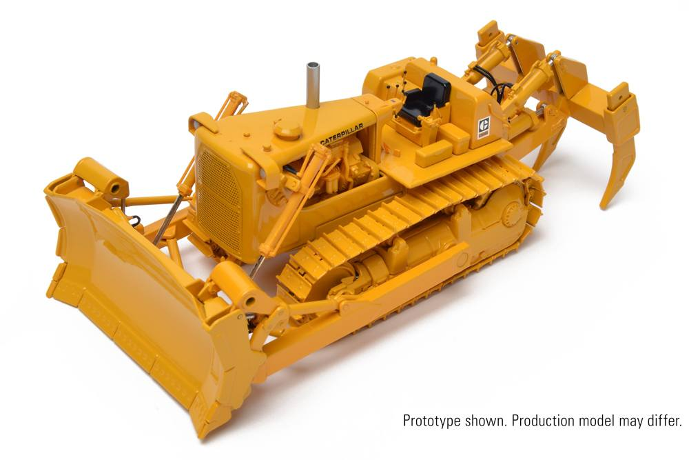 Cat D9G Dozer with 9R Rip Blade ブルドーザー 建設機械模型 工事車両CCM 1 48 ミニチュア 当店おすすめ クからトレドまで幅広いアイテムを提案! 銀婚式 新学期 EW-FA13-Mおゆうぎ会