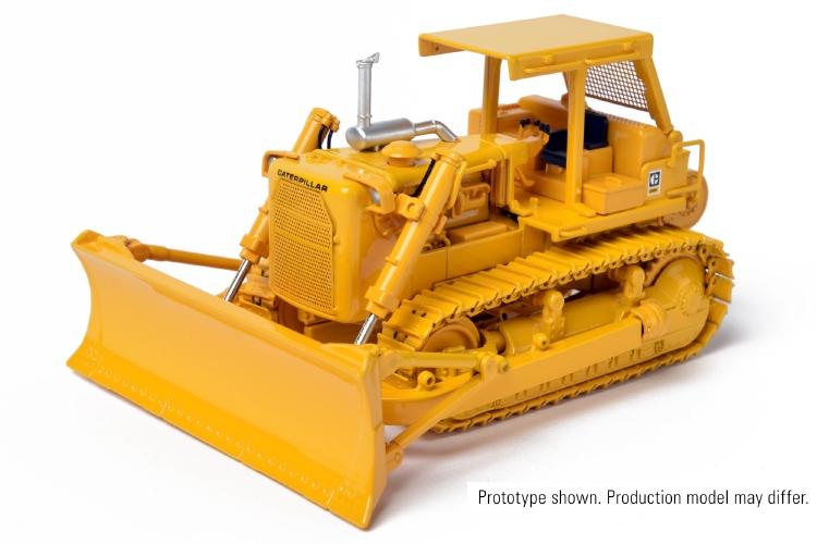 【予約】Cat D8K Dozer with A-Bladeブルドーザー /建設機械模型 工事車両 CCM 1/48 ミニチュア