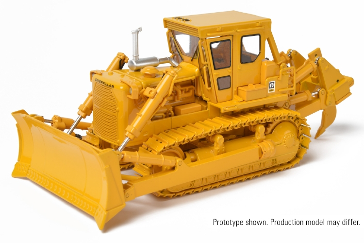 ミニチュア模型ミニカー 【予約】Cat D8K Dozer with S-Bladeブルドーザー /建設機械模型 工事車両 CCM 1/48 ミニチュア