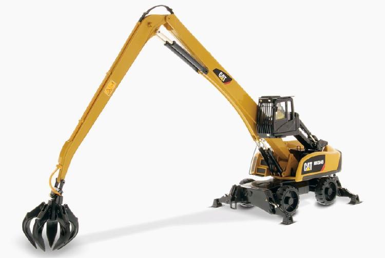 Cat MH3049 建設機械模型 Material 1/50 Handler ショベル/ダイキャストマスターズ 建設機械模型 工事車両 工事車両 1/50 ミニチュア, ウシブカシ:63ff48ce --- sunward.msk.ru