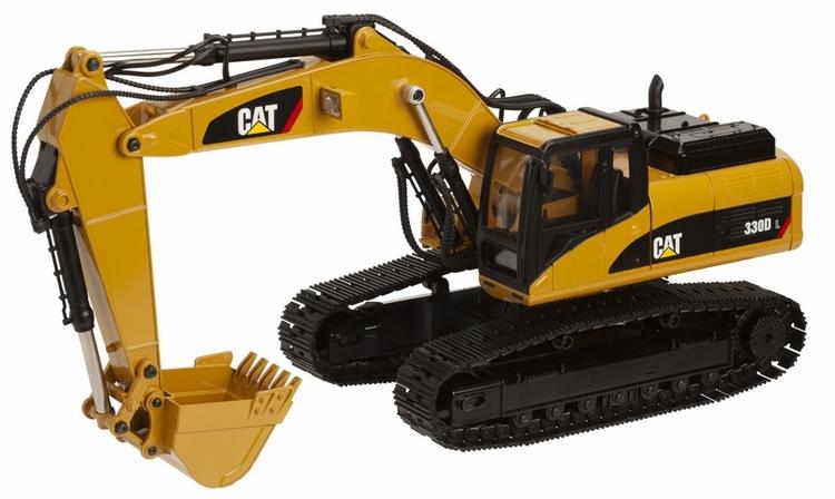 【予約】CAT 330D L Diecast Excavator RC ショベルカー 油圧 重機 完成品 1/20 ラジコン ダイキャストマスターズ CATオフィシャル 1000台限定