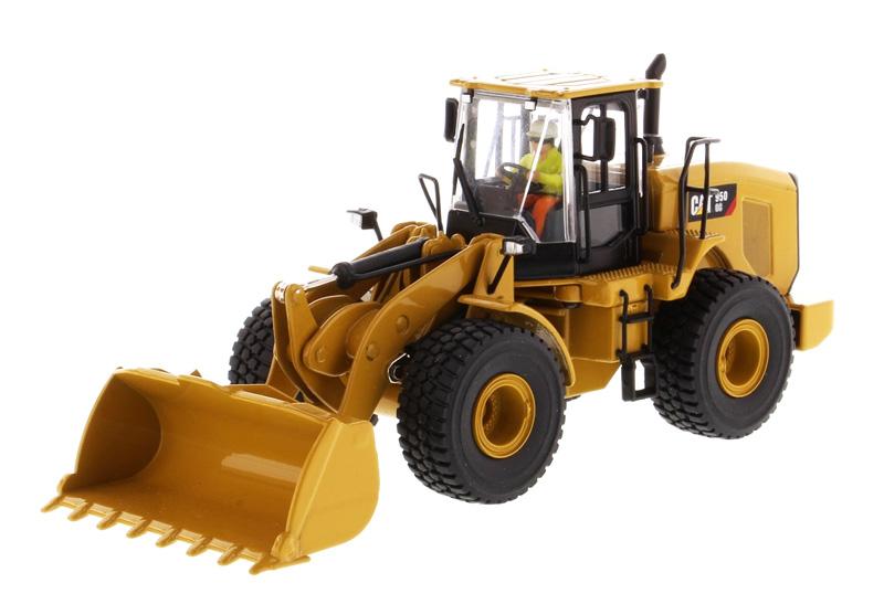 CAT 950 GC ホイールローダー /建設機械模型 工事車両 Diecast masters 1/50 ミニチュア