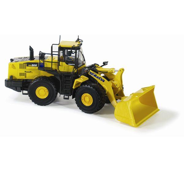 【予約】WA500-7 ホイールローダー /FIRSTGEARファーストギア 建設機械模型 工事車両 1/50 ミニチュア