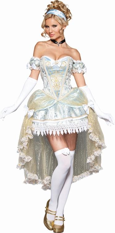 女の子の憧れ!中世のお姫様コスチューム 3ピースセット コスプレ衣装 (二次会、結婚式、仮装、パーティー、宴会、ハロウィン) 女性 大人用【動画あり】
