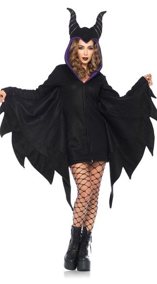 コージーヴィランコスチューム 仮装コスチューム コスプレ /LEG AVENUEレッグアベニュー コスプレ・仮装・ハロウィン・女性大人用