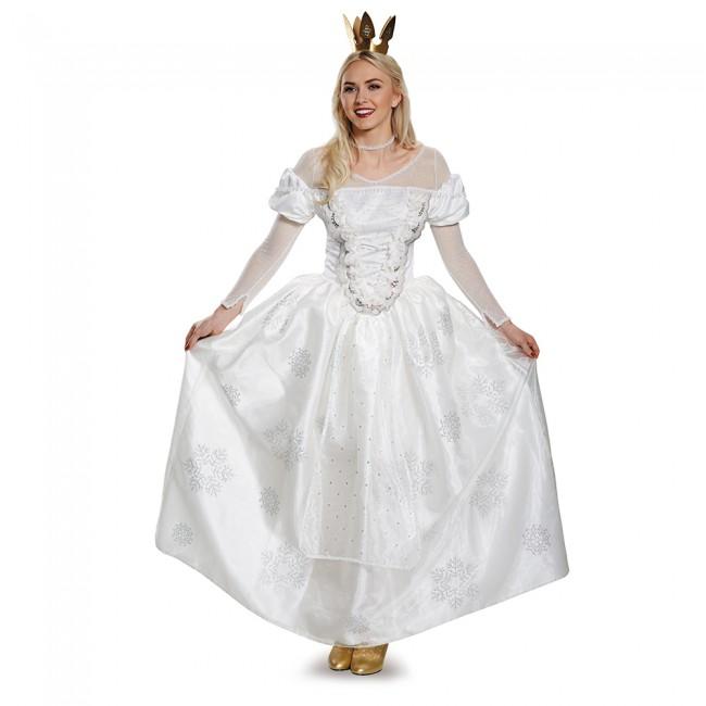 『アリス・イン 大人用・ワンダーランド』白の女王のコスチューム3点セット(大人用) ハロウィンコスチューム コスプレ (二次会 女性、結婚式、仮装 コスプレ、パーティー、宴会、舞台、演劇、ハロウィン) 女性 大人用, 自然食品店ナチュララ:91ab5084 --- sunward.msk.ru