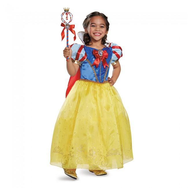 白雪姫のコスチューム(子供用) ハロウィンコスチューム コスプレ (仮装、パーティー、舞台、演劇、ハロウィン)キッズ 女の子 子供用