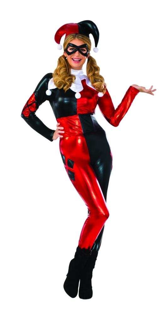 ハーレー 女性 コスプレ衣装・クインのキャットスーツコスチューム4点セット女性用 コスチューム コスプレ衣装 (二次会、結婚式、仮装 コスチューム、パーティー、宴会、舞台、演劇、ハロウィン)大人用 女性, Abbot kinney:48173cc1 --- sunward.msk.ru