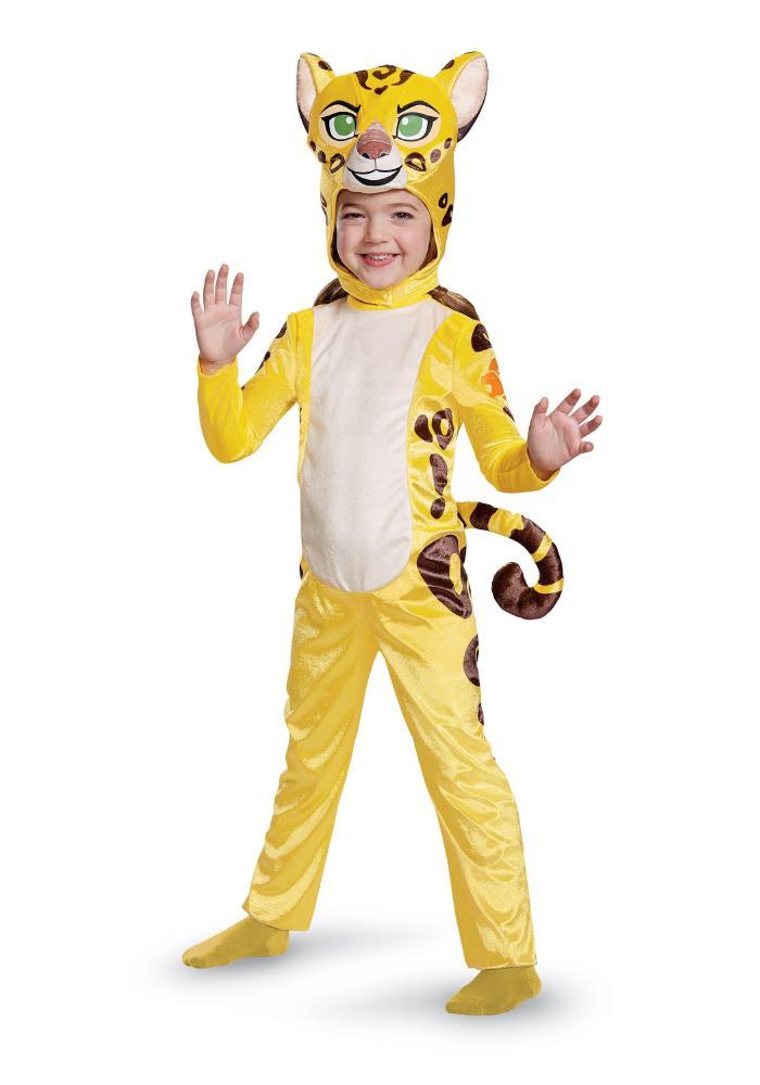 ライオンガード フーリ クラシック キッズコスチューム 3点セット 子供用 コスプレ衣装 (仮装、ハロウィン)