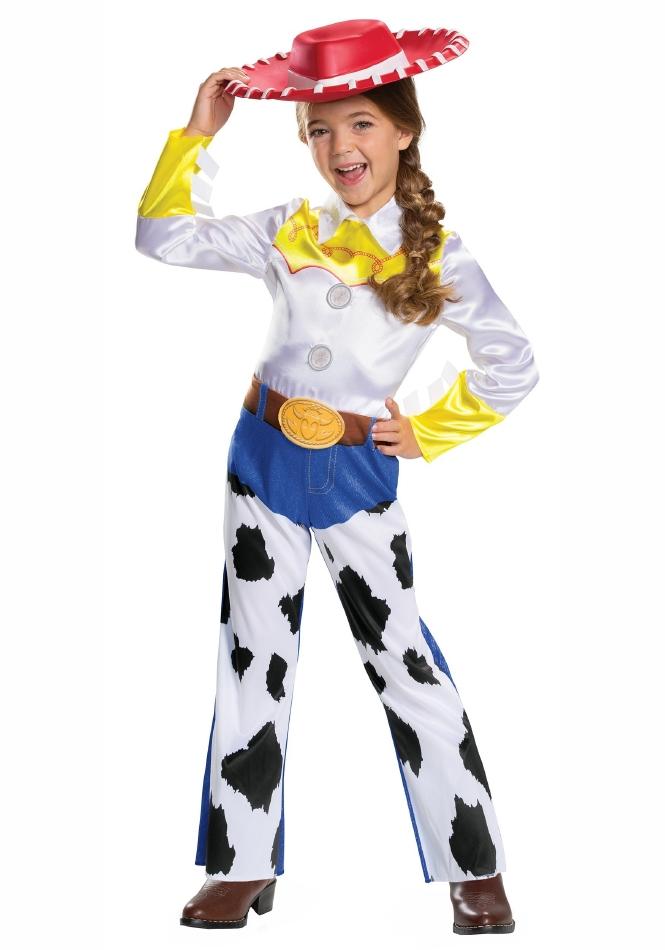 トイ・ストーリー トドラー ジェシー クラシック ハロウィン コスチューム 仮装 2点セット 子供用 女の子