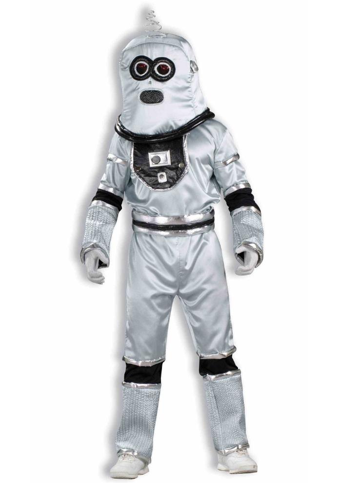 メンズ ロボットコスチューム 3点セットコスプレ衣装 (二次会、結婚式、仮装、パーティー、宴会、ハロウィン) 大人男性