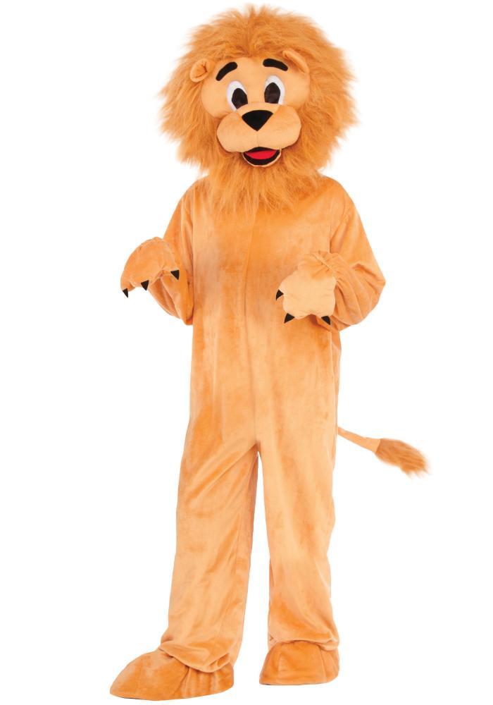ライオン マスコットキッズコスチューム 2点セット 子供用 コスプレ衣装 (仮装、ハロウィン)