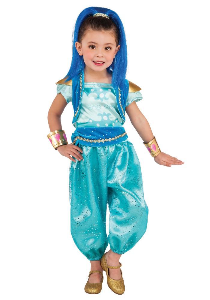 ガールズデラックスシャインコスチューム 3点セット 子供用 コスプレ衣装 (仮装、ハロウィン)