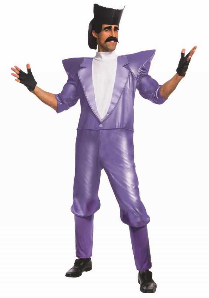 怪盗バルタザール・ブラッド アダルトコスチューム 5点セット 男性用 コスプレ衣装 (二次会、仮装、パーティー、ハロウィン)大人男性用
