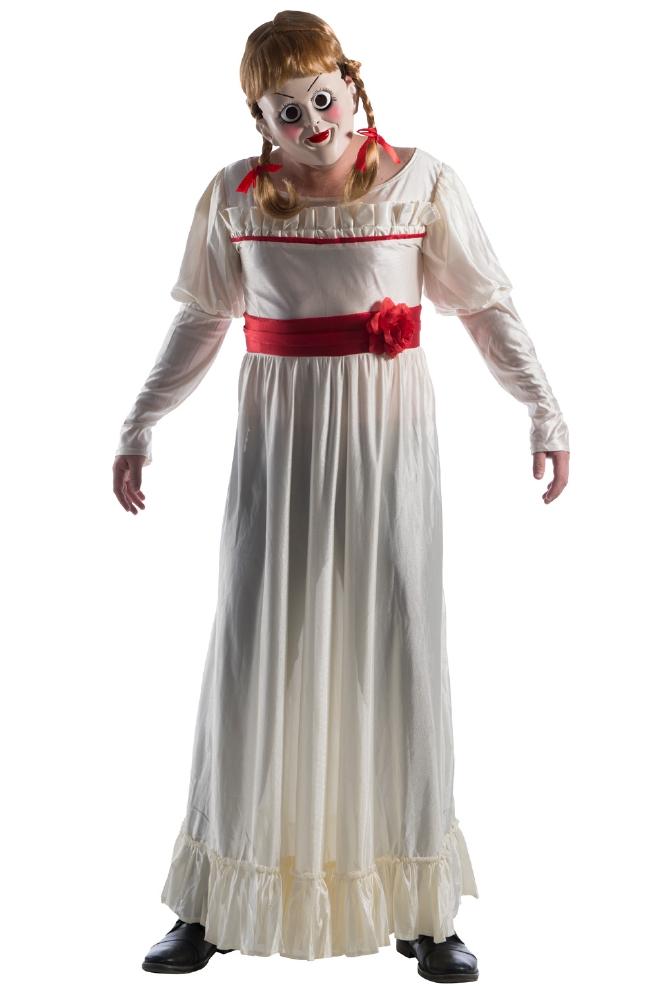 デラックス アナベル クリエイション 大人用コスチューム 3点セットコスプレ衣装 かわいい (二次会、結婚式、仮装、パーティー、宴会、ハロウィン) 大人男性