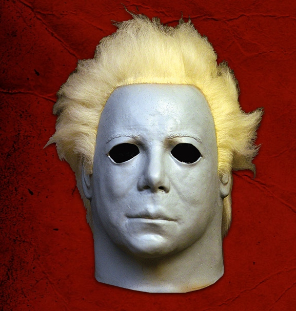 【予約】10月以降発売予定HALLOWEEN II BEN TRAMER マスク 公式ライセンスコスプレ衣装 (二次会、仮装、パーティー、ハロウィン)大人男性用