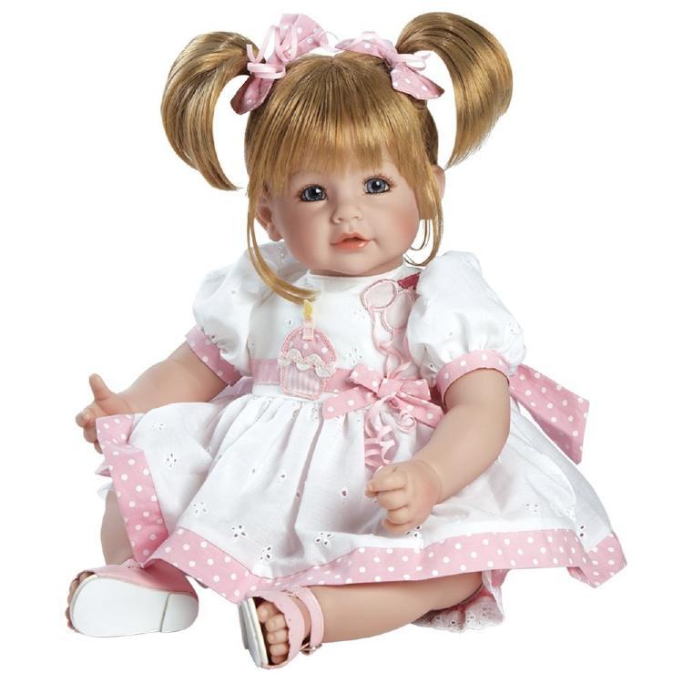 ADORA アドラ トドラー ハッピー・バースデー ベイビー ガールドール 女の子プレゼント ドール人形