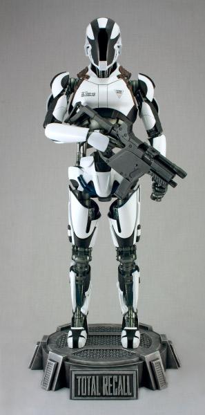 トータル・リコール ロボット歩兵 シンセティック 1/4スケールスタチュー hollywood-collectiblesハリウッドコレクティブル フィギュア レプリカ
