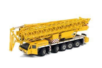 Spierings SK599 AT5 クレーン /WSIダブリューエスアイ 04-1038 1/50 建設機械模型 重機