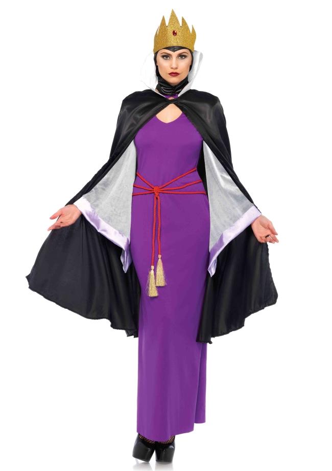 白雪姫の継母 魔女のコスチューム4点セット 仮装コスチューム コスプレ /LEG AVENUEレッグアベニュー コスプレ・仮装・ハロウィン・女性大人用