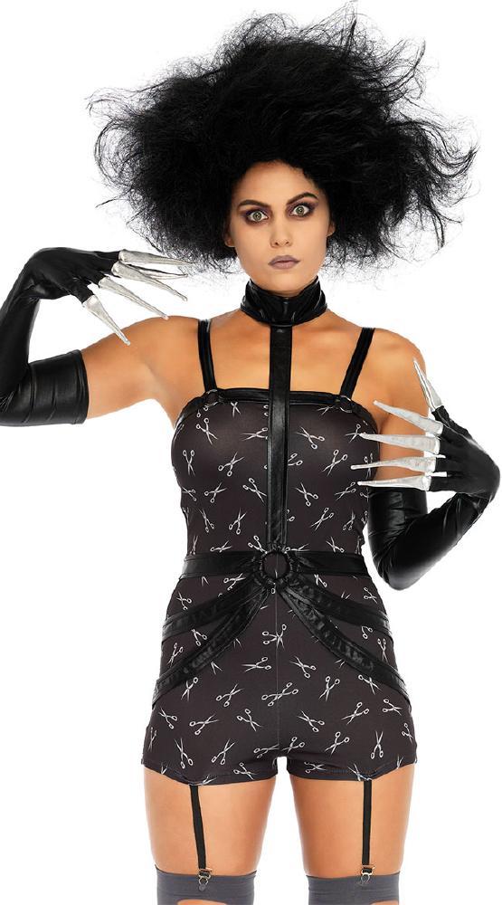 クリーピーシザースウィーティ ハロウィンコスチューム 2点セットLegAvenueレッグアベニュー 女性用 コスプレ衣装 (二次会、仮装、パーティー、ハロウィン)大人女性用