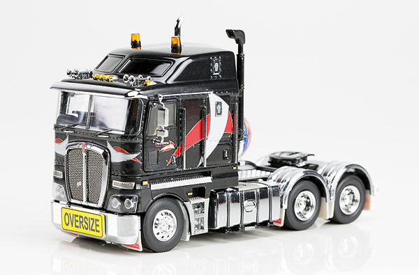 National Heavy Haulage - Kenworth K200 Prime Mover トラック トラクタヘッド /DRAKE 建設機械模型 工事車両 1/50 ミニチュア