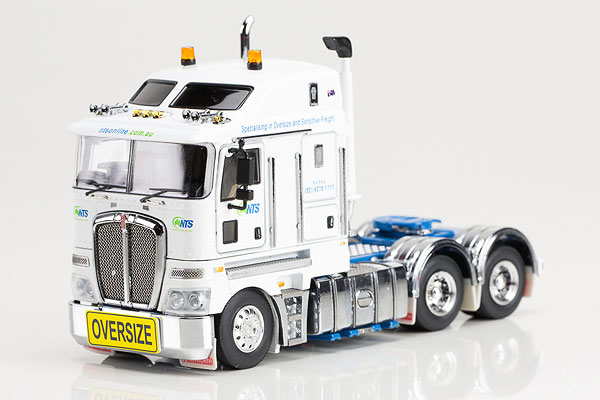 Nationwide Transport Solutions - Kenworth K200 Prime Mover  トラック トラクタヘッド /DRAKE 建設機械模型 工事車両 1/50 ミニチュア