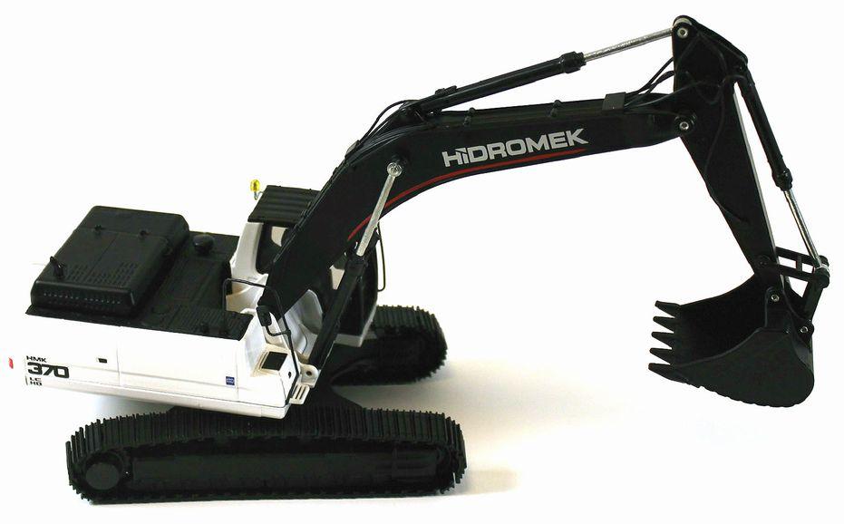 【予約】4月以降発売予定Hidromek 370 LC クローラー ショベル /MOTORARTモーターアート 1/50 ダイキャスト 建設機械模型