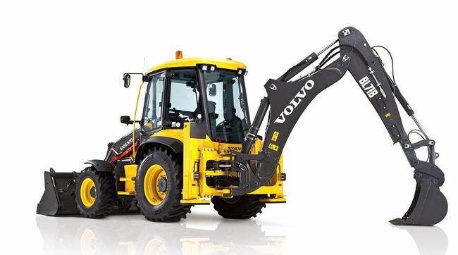 【予約】4月以降発売予定Volvoボルボ BL71B バックホー /MOTORARTモーターアート 1/50 ダイキャスト 建設機械模型