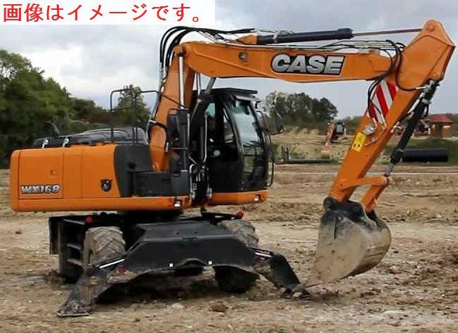 建設機械模型 【予約】4月以降発売予定Case ショベル/MOTORARTモーターアート WX168 1/50