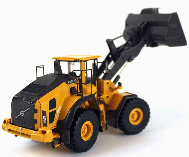 【予約】4月以降発売予定Volvoボルボ - L150H ホイールローダー/MOTORARTモーターアート 1/50 建設機械模型